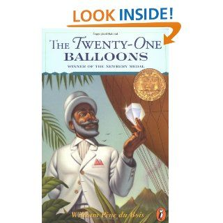 The Twenty One Balloons: William Pene du Bois: 9780140320978: