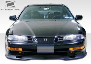1992 1996 Honda Prelude Urethane GTS Style Front Lip Spoiler Body Kit