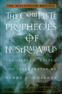of Nostradamus by Henry C. Roberts (1994, Paperback, Revised