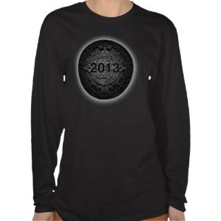 Mayan 2013 Solar Eclipse Shirt