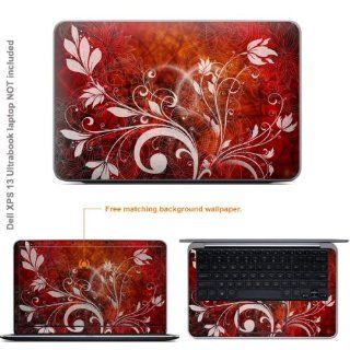 Matte Decal Skin Sticker for Dell XPS 13 Ultrabook with 13