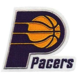 NBA Logo Patch   Indianapolis Pacers   Indiana Pacers