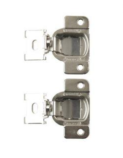 Amerock Concealed Cabinet Hinge BP2811J23 14 110 Deg Opening Nickel