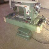 Vintage Janome New Home Deluxe Sewing Machine Model 534