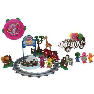 Barney and the Gang Barney Friends Ultimate Gift Set