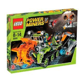 Lego Power Miners Crystal Sweeper (8961): Toys & Games