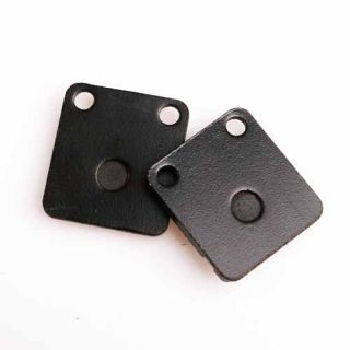Pairs Vehicle Car Front Rear Brakes Metal Pads for Honda DIO50C Tool