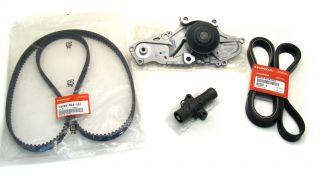 Honda Acura V6 Premium Timing Belt Water Pump Kit Genuine OEM Factory
