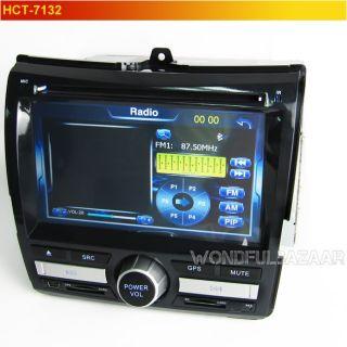 Car DVD Player GPS iPod Buletoot TV for Honda City