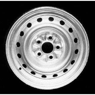 96 00 DODGE GRAND CARAVAN STEEL WHEEL (PASSENGER SIDE)  (DRIVER RIM