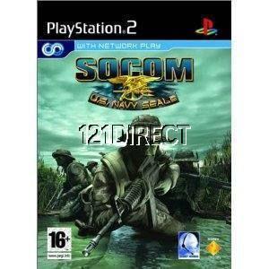 SOCOM US Navy Seals PS2 Headset New Original