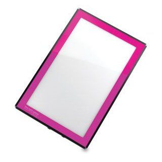 Gagne Porta Trace LED Light Panel   Pink, 11 times; 18