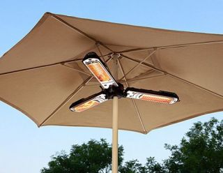 umbrella electric infrared outdoor indoor patio heater health benefits