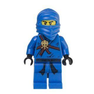 Jay (Blue Ninja)   Lego Ninjago Minifigure: Toys & Games