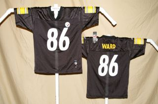 Hines Ward PITTSBURGH STEELERS Reebok JERSEY Youth XL NWT