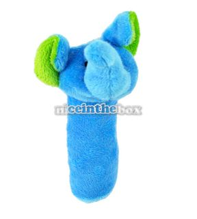 Lovely Toys Animal Model Hand Bell 6 Style Hot Sale SH Hot N98B