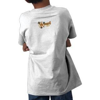 Wizard101 Boys T shirt   Fire