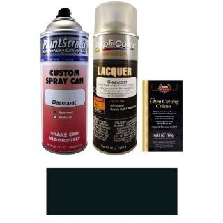 12.5 Oz. Black Spray Can Paint Kit for 1993 Mazda Navajo (YC/GT