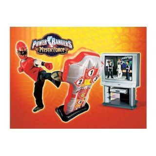 Power Rangers Mission Training Set w/ DVD Toys & Games