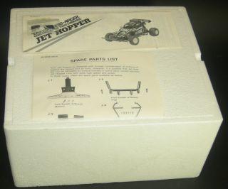 Taiyo Jet Hopper Buggy 1 16 Car Turbo Panther Gig Nikko Radio 80 Mint