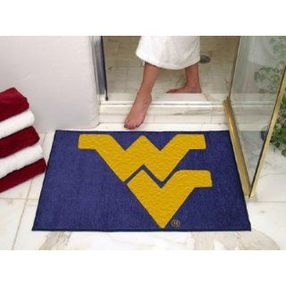 West Virginia Mountaineers 34x44.5 All Star Floor Mat
