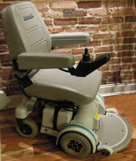 Mint Hoveround MPV5 Power Chair Electric Wheelchair Extra Wheels