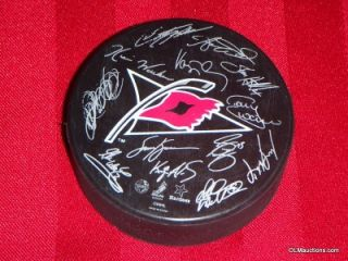 Lot of 4 Hurricanes NHL Hockey Bobbleheads Irbe Francis ONeill Brind