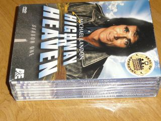 Highway to Heaven The Complete Season 1 DVD 2005 7 Disc Set Brand New
