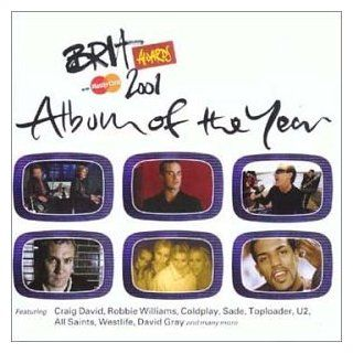 37 Brits 2001 Hits Brit Awards 2001 Various Artists