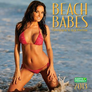 New Beach Babes 2013 Swimsuit Calendar Hillary Fisher