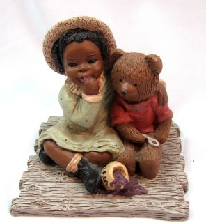 Gods Children TANSY TEDI 172 Miss Martha Holcombe BLACK AMERICANA cute