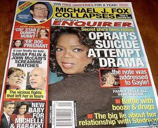 Oprah Winfrey Carrie Underwood Barack Obama Marg Helgenberger