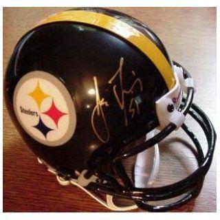 James Farrior (Pittsburgh Steelers) Football Mini Helmet