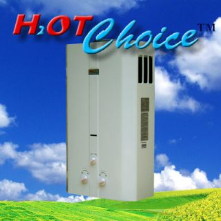 Hot Choice™ 16L Natural Gas Tankless Hot Water Heater