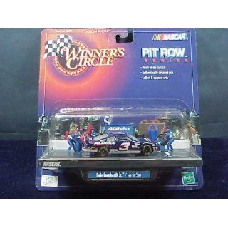 Dale Earnhardt #3 Pit Row Series Two Tire Stop Winners