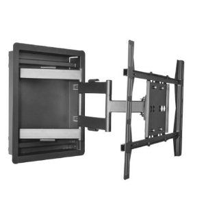 40 to 64 LED/LCD/Plasma; FLUSH MOUNTING And Articulation (Swivel