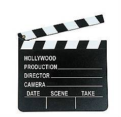 Hollywood Movie Oscar Theme Party Decor Room Prop Wooden Directors