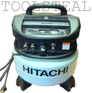 Hitachi EC510 6 Gallon 145 PSI Electric Air Compressor EC 510 with