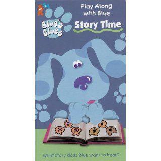Blues Clues   Story Time [VHS] Steve Burns, Traci Paige