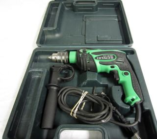 Hitachi FDV16VB2 5A 5 8 Hammer Drill Corded Power Tool with Case