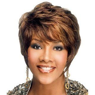 H 311 Human Hair Wig by Vivica Fox: Beauty