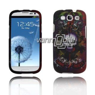 VMG Samsung Galaxy S3 S III 3rd Gen Design Hard Case Cover