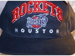 Vintage Houston Rockets Snapback Cap NBA