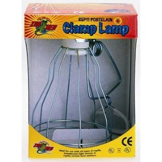 2 Pack Repti   Clamp Lamp 8.5 (Catalog Category Small