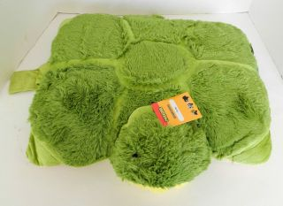 New Paradise Pet Pillows Turtle Soft Plush Stuffed Animal Pillow