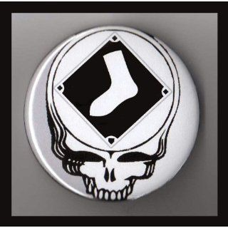 Chicago White Sox Diamond Logo Grateful Dead 2.25 Inch