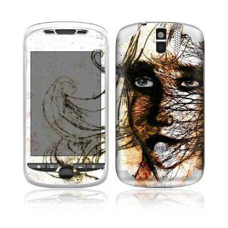Hiding Design Decorative Skin Decal Sticker for HTC