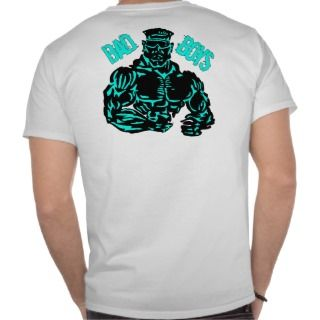 Bad Boys Light Blue Tshirt