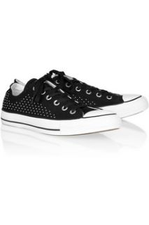 Converse Studded Chuck Taylor canvas sneakers