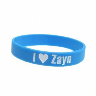 Love One Direction Band Wristband 1d Wide 0.47 Bracelet 6 Different